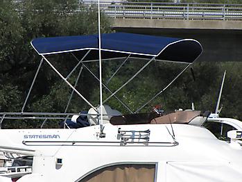 Bimini Sealine 330 Sonnenverdeck 03
