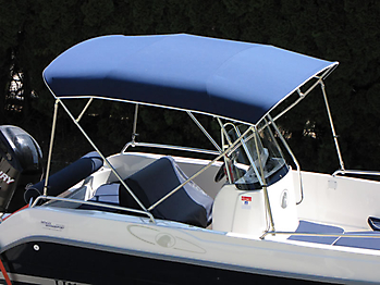 Bimini Uttern S55 Exclusive Sonnenverdeck 05