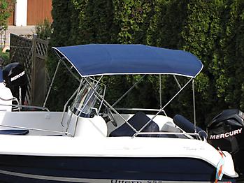 Bimini Uttern S55 Exclusive Sonnenverdeck 08