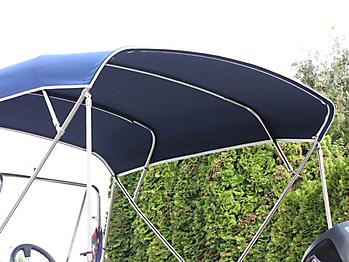 Bimini Uttern S55 Exclusive Sonnenverdeck 09