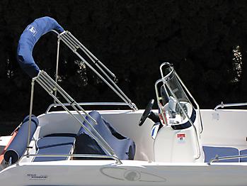 Bimini Uttern S55 Exclusive Sonnenverdeck 12
