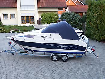 Persenning Aqualine 750 Bootspersenning 01