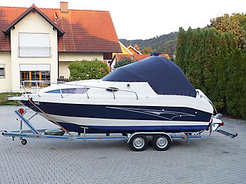 Persenning Aqualine 750 Bootspersenning 04