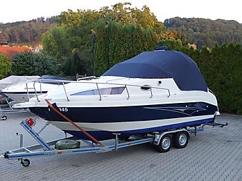 Persenning Aqualine 750 Bootspersenning 05