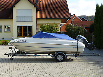 Persenning Bayliner 1802 LS Capri Bootspersenning 03