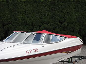 Persenning Bayliner 1851SS Bootspersenning 05
