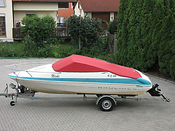 Persenning Bayliner 2052LX Capri Weathermax 80 Bootspersenning 01