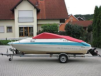 Persenning Bayliner 2052LX Capri Weathermax 80 Bootspersenning 03