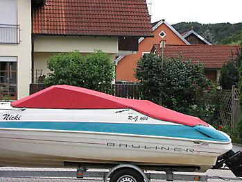 Persenning Bayliner 2052LX Capri Weathermax 80 Bootspersenning 04