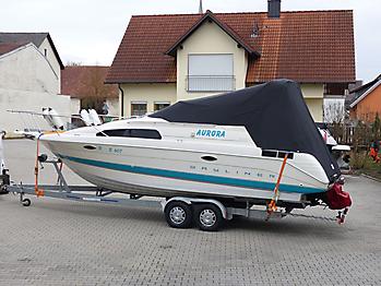 Persenning Bayliner 2755 Bootspersenning 08