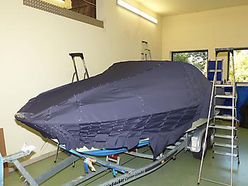 Persenning Bayliner 602 Ganzpersenning 13