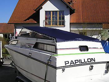 Persenning Beluga 24 Bootspersenning 01