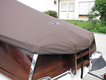 Persenning Boesch 580 Acapulco de Luxe Bootspersenning 07