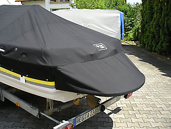 Persenning Correct Craft Ski Nautique 196 Bootspersenning 04