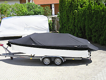 Persenning Correct Craft Ski Nautique 196 Bootspersenning 10
