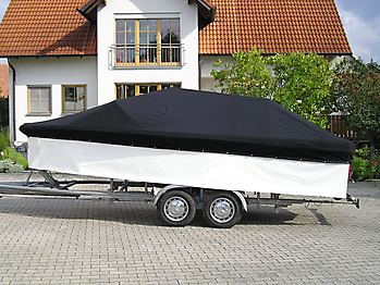 Persenning Correct Craft Ski Nautique Bootspersenning 06