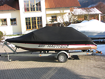 Persenning Correct Craft Ski Nautique Bootspersenning 08