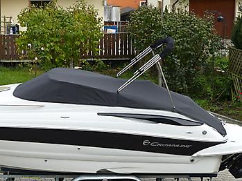 Persenning Crownline 230 CR Bootspersenning 02