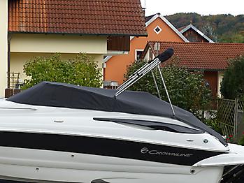 Persenning Crownline 230 CR Bootspersenning 04