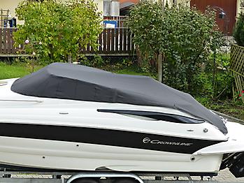Persenning Crownline 230 CR Bootspersenning 08