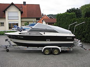 Persenning Fjord 21 Weekender Bootspersenning 02