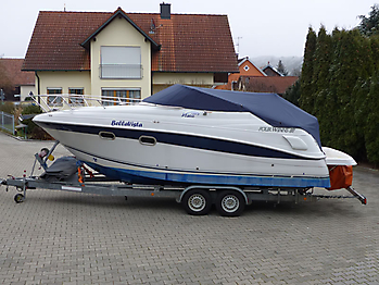 Persenning Four Winns 248 Vista Transportpersenning 03