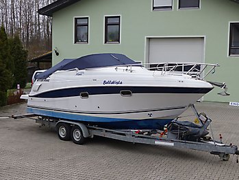 Persenning Four Winns 248 Vista Transportpersenning 08