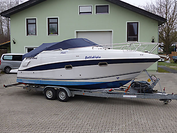 Persenning Four Winns 248 Vista Transportpersenning 10