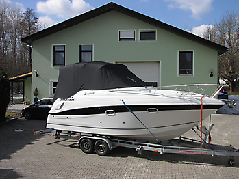 Persenning Four Winns 248 Vista Bootspersenning 05