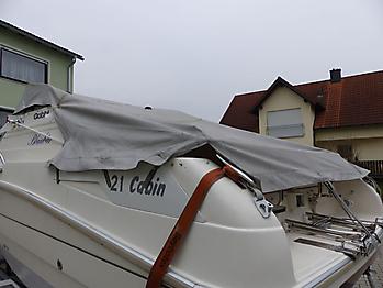 Alte Originalpersenning Gobbi 21 Cabin zum Vergleich 08