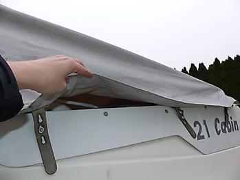 Alte Originalpersenning Gobbi 21 Cabin zum Vergleich 10