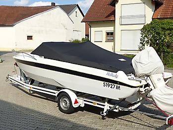 Persenning Hellwig Milos V630 Cabin AB Bootspersenning 08
