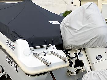 Persenning Hellwig Milos V630 Cabin AB Bootspersenning 09