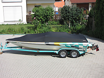Persenning Magic Powerboats 22 Magician Bootspersenning 01
