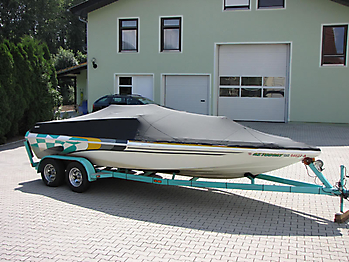 Persenning Magic Powerboats 22 Magician Bootspersenning 07