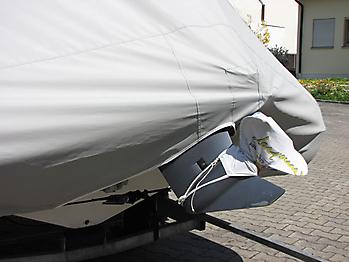 Persenning Mariner 500 Bootspersenning  07