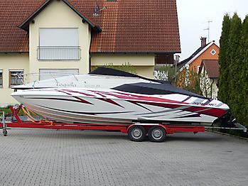 Persenning Nordic Boats 28 Heat Bootspersenning 02