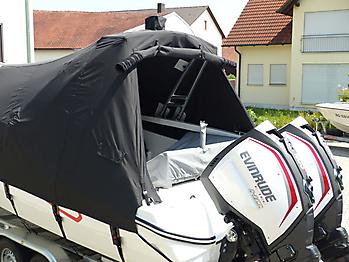 Persenning Nordkapp Enduro 760 Sport Ganzpersenning 12