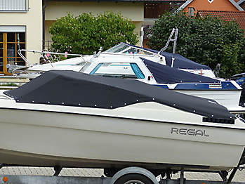 Persenning Regal 185 XL Bootspersenning 03