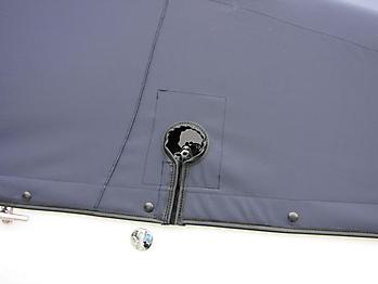 Persenning Regal 2150LSC Weathermax 80 Bootspersenning 10
