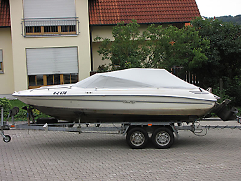 Persenning Sea Ray 179 Bootspersenning 03