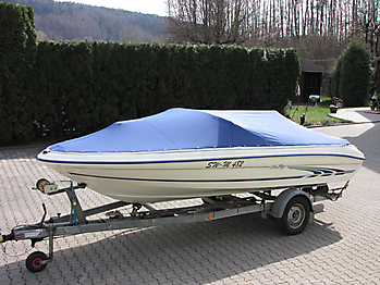 Persenning Sea Ray 175 Bootspersenning 03