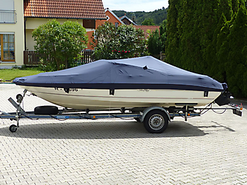 Persenning Sea Ray 175 Ganzpersenning 02