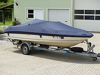 Persenning Sea Ray 175 Ganzpersenning 05