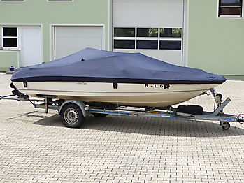 Persenning Sea Ray 175 Ganzpersenning 06