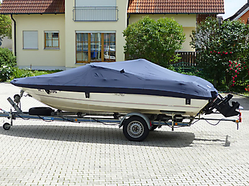 Persenning Sea Ray 175 Ganzpersenning 07
