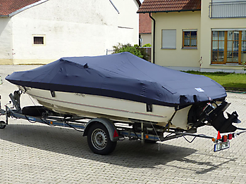 Persenning Sea Ray 175 Ganzpersenning 08