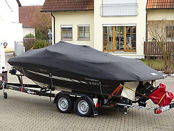 Persenning Sea Ray 190 Sport Ganzpersenning 06