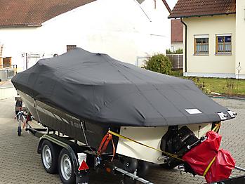 Persenning Sea Ray 190 Sport Ganzpersenning 07