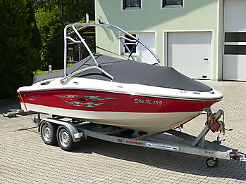 Persenning Sea Ray 195 Sport Bootspersenning 07